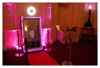VIP Magic Mirror Photobooth